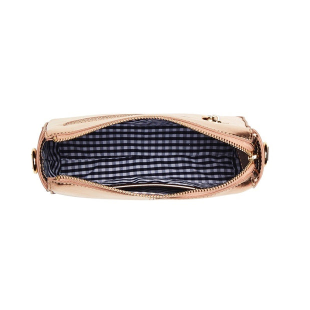 Positano Crossbody Rose Gold