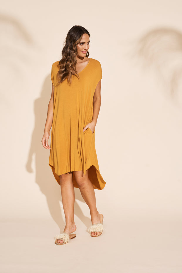Ruma Dress Maize