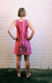 Aussie Slang A-Line Dress