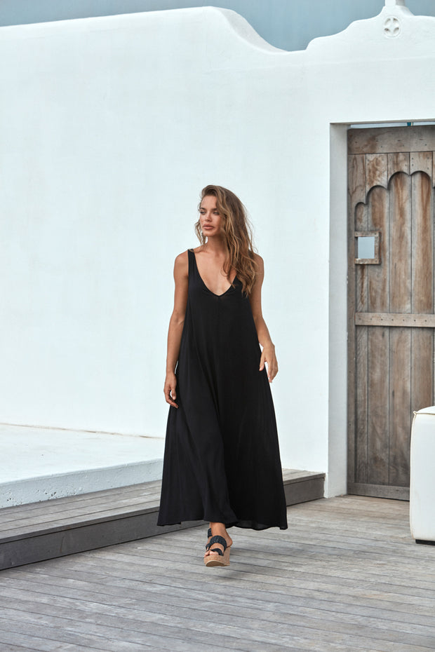 Savannah Maxi Black