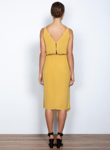 Seasons Midi Dress Marigold