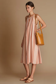 Isla Dress - Hana Stripe