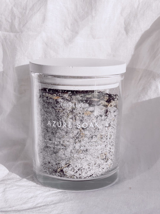 Azure Soak Milk Bath