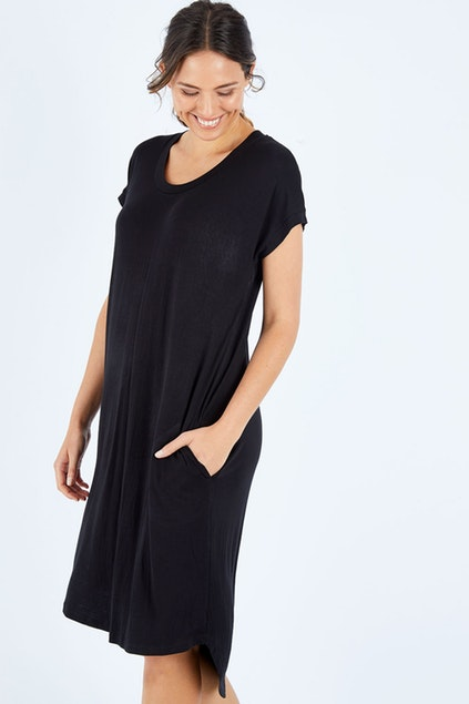 Avalon Dress Black