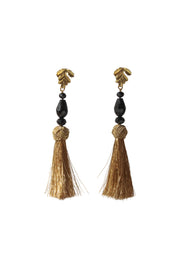 La Maja Earrings Black