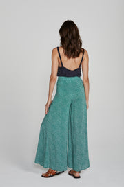 Diamond Culottes Green