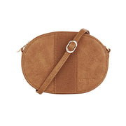 Lexington Crossbody Tan Pebble