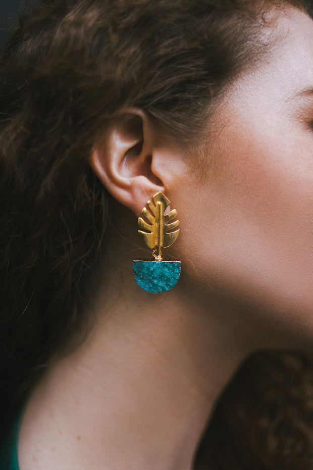 Arabian Seas Earrings