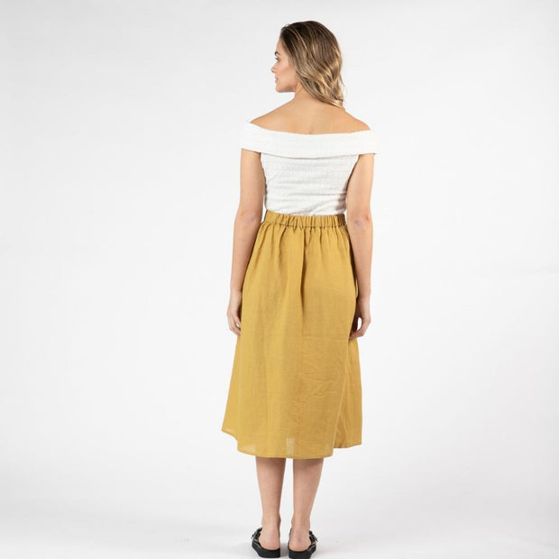Kindle Skirt Olive