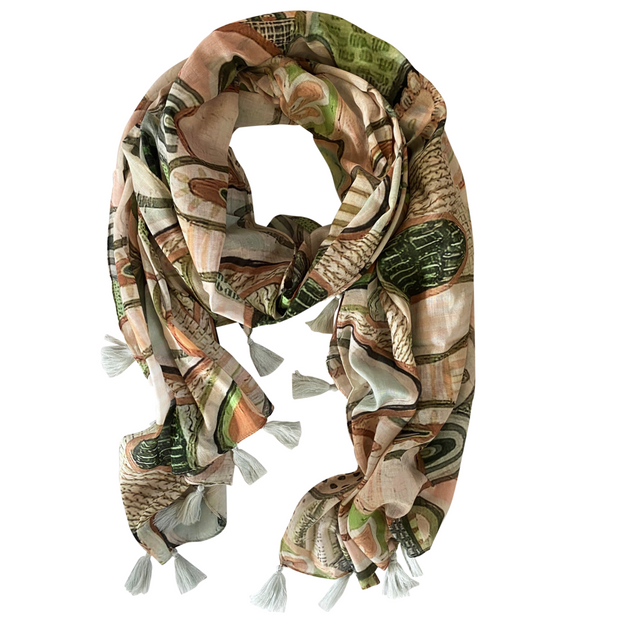 Greenwood Designs Scarf - Jayde Chandler Collection
