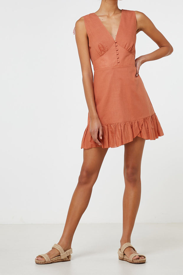 Maude Sleeveless Dress