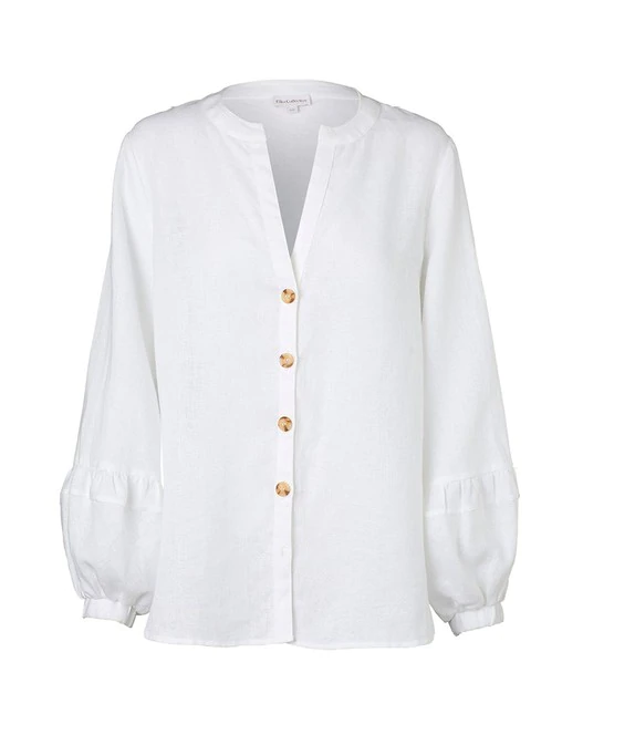 Naples Top White