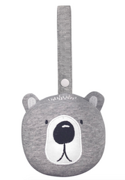 Bear Pram Rattle Ball