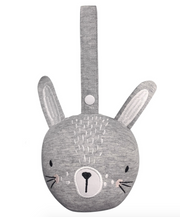 Bunny Pram Rattle Ball