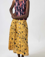Yalbun Mustard Bush Skirt