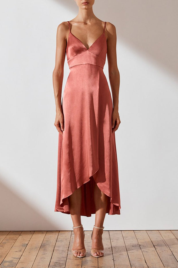 Gisele Cocktail Midi Dress