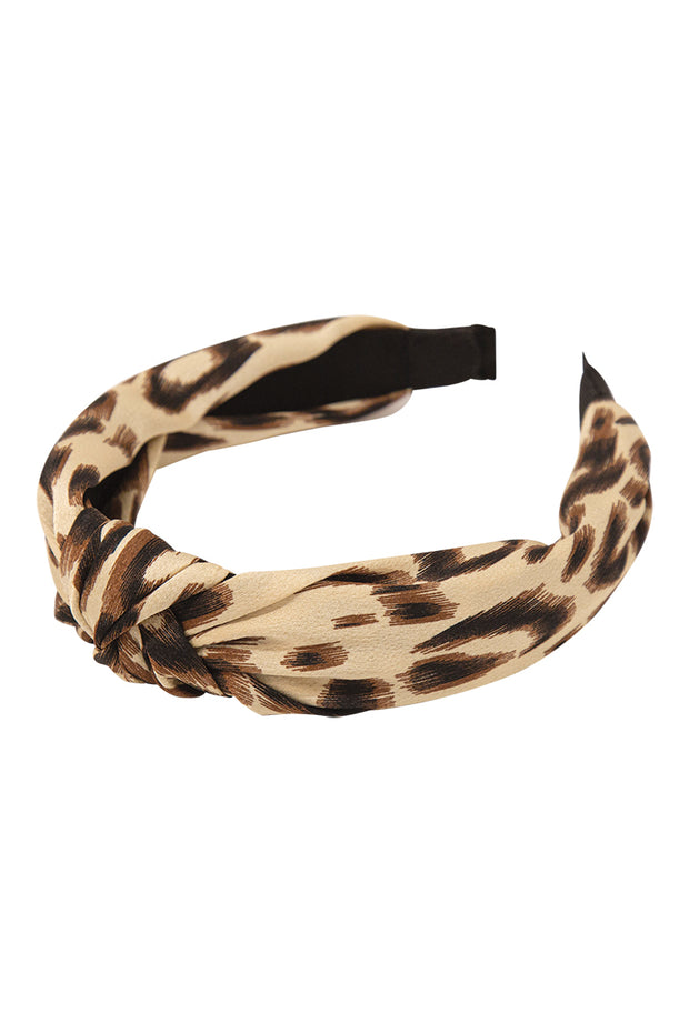 Savannah Headband Camel