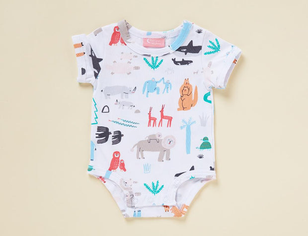 Baby Love - Short Sleeve Body Suit