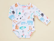 Baby Love - Long Sleeve Bodysuit