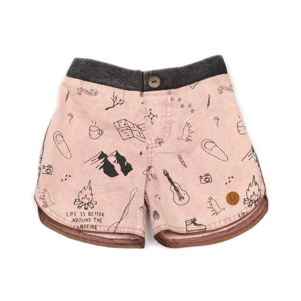 Campground Boys Shorts