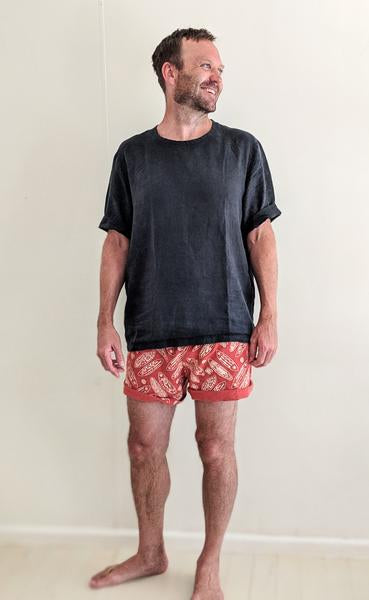 Clapsticks Man shorts