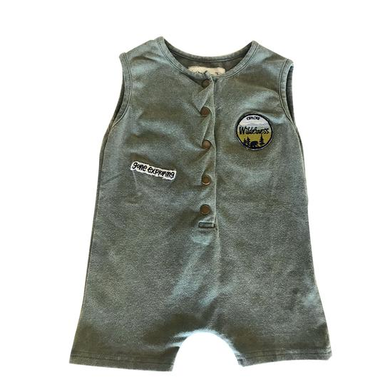 The Explorer Romper