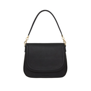 Ferrara Saddle Bag Black