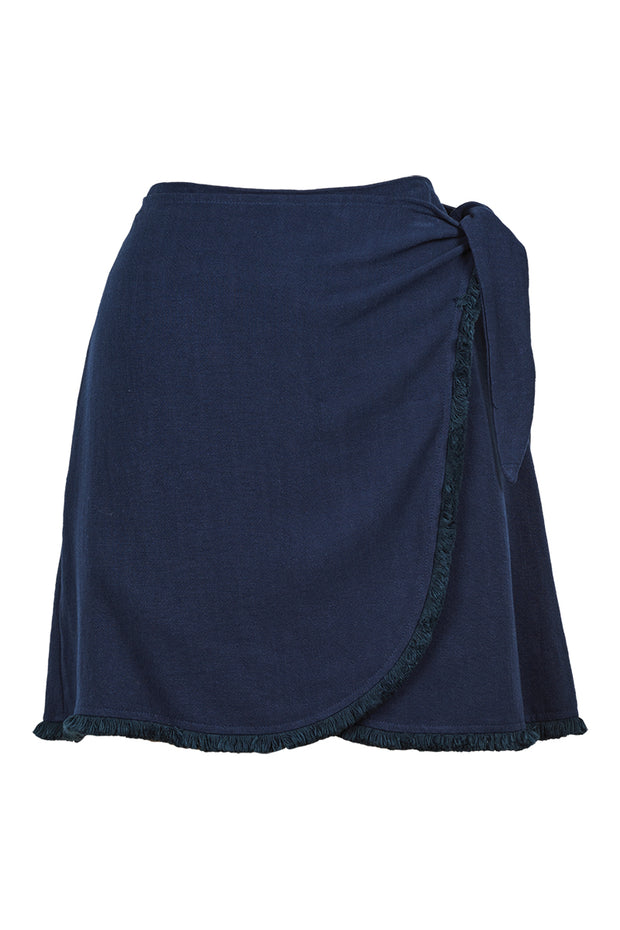 La Barre Mini Navy Blue
