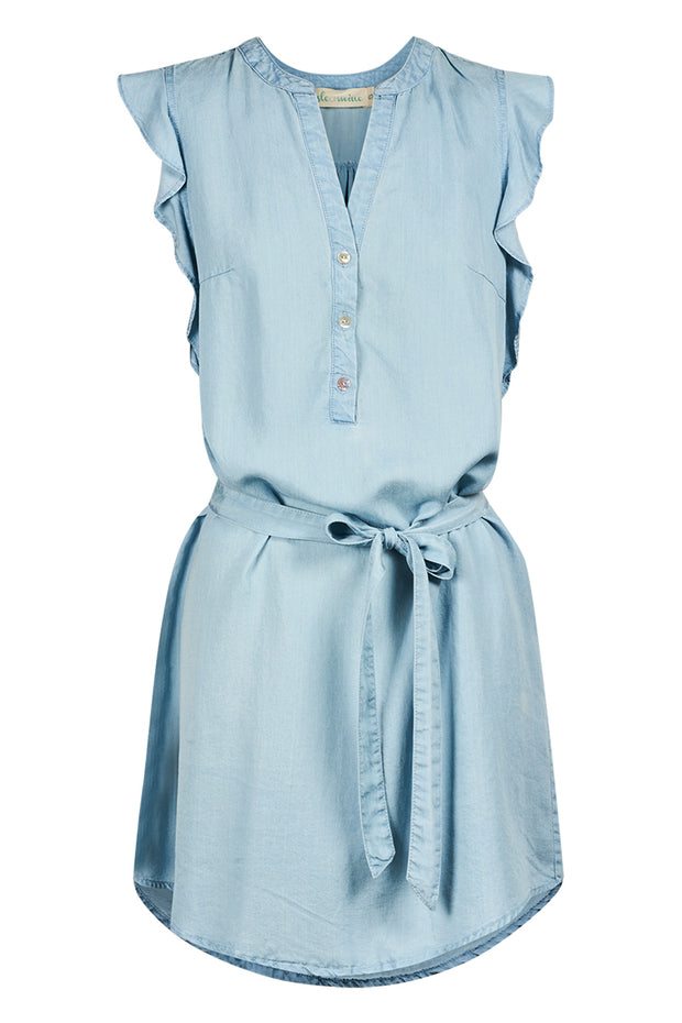 Riviera Dress Bleu