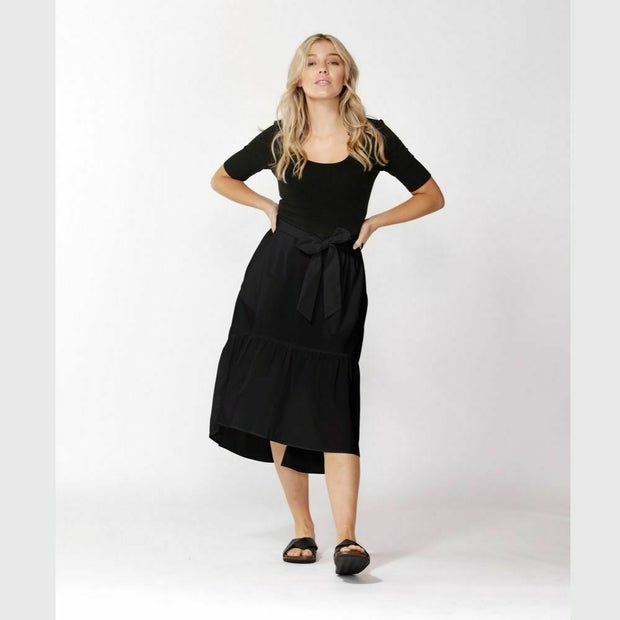 Frida Skirt - Black
