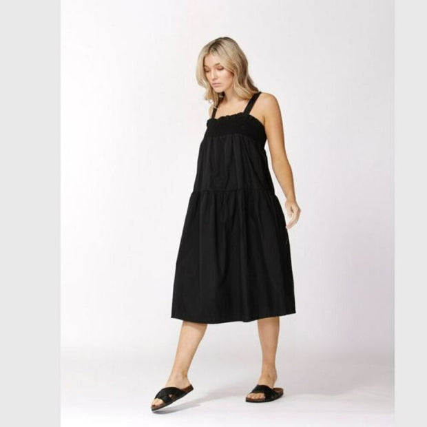 Frida Dress - Black