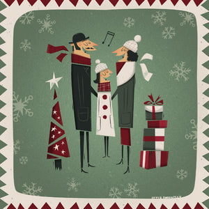 Jack & Jill Christmas Cards (Contemporary)