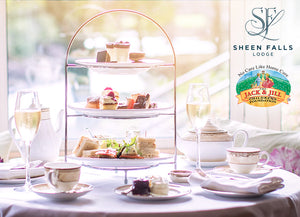 Sheen Falls Afternoon Tea Ticket