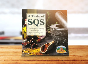 A Taste of SQS: Jack & Jill Cookbook