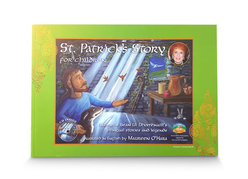 St. Patrick's Story for Children