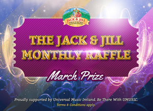 The Jack & Jill Monthly Raffle