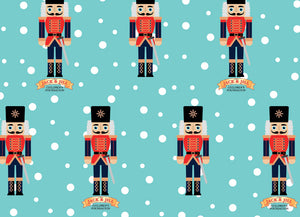 Jack & Jill Christmas Wrapping Paper