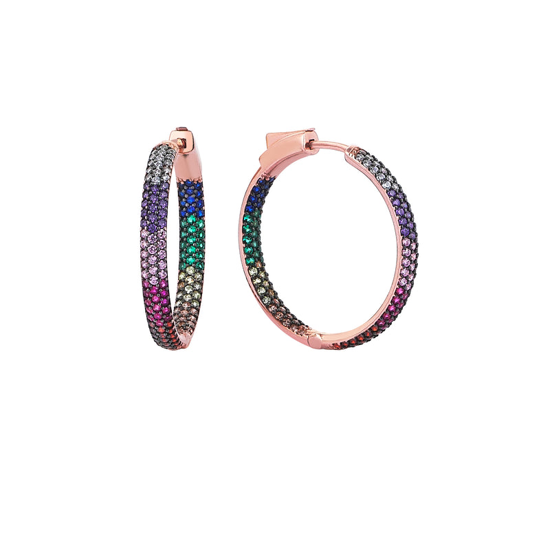 Halo Small Hoops