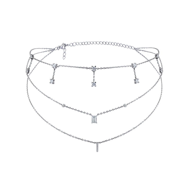 SPACE DROPS CHOKER