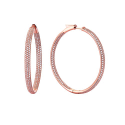 HALO LARGE HOOPS