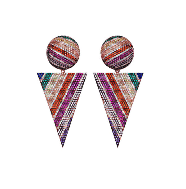 SPACE CIRCUS EARRINGS