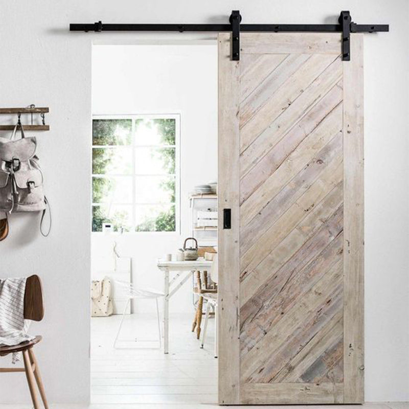 How To Make a Small Space Feel Bigger: Change Your Doors