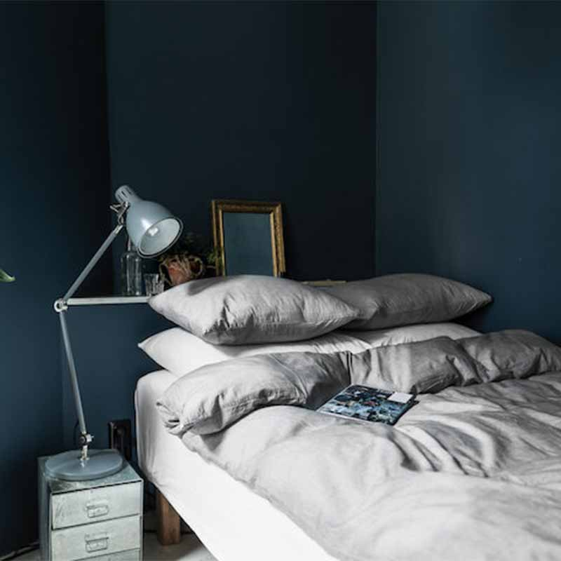 Why You Should Paint Your Small Bedroom Dark