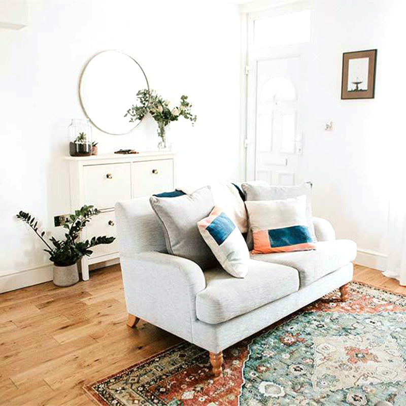 How To Pick The Right Sofa For Your Small Living Room