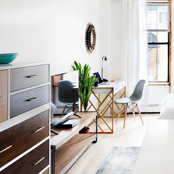 Get Ready To Swoon Over These Small Spaces