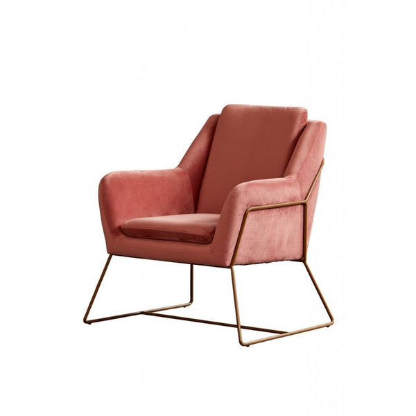 Mentosa Armchair Blush
