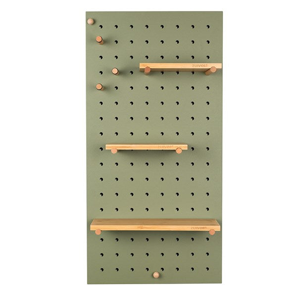Zuiver Bundy Peg Board in Green