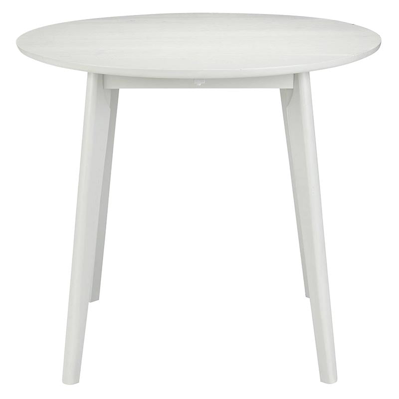 Drop Leaf Round Dining
