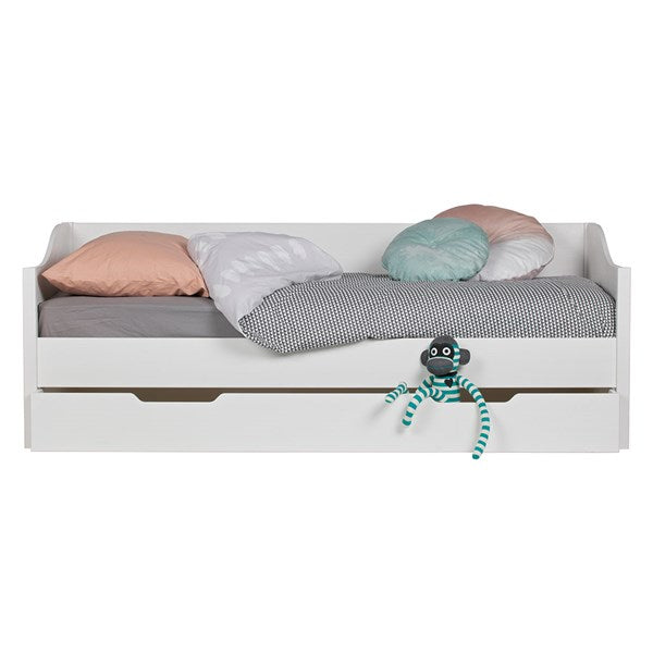 Eliza Day Bed with Optional Trundle Drawer by Woood