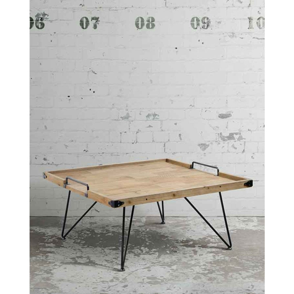 Bellange Industrial Coffee Table